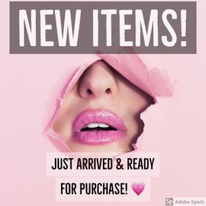 Other - ✨New Arrivals✨Just Arrived & Ready for Purchase✨